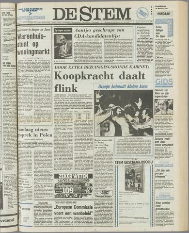 de Stem 1981-03-26