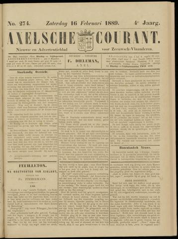 Axelsche Courant 1889-02-16