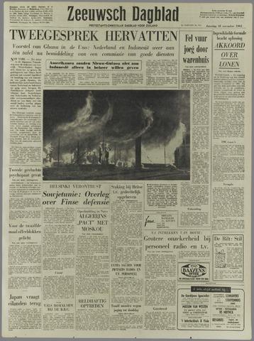 Zeeuwsch Dagblad 1961-11-18