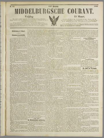 Middelburgsche Courant 1908-03-13