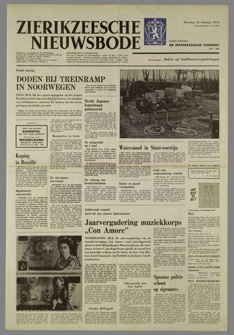 Zierikzeesche Nieuwsbode 1975-02-24