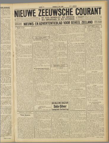 Nieuwe Zeeuwsche Courant 1932-07-05