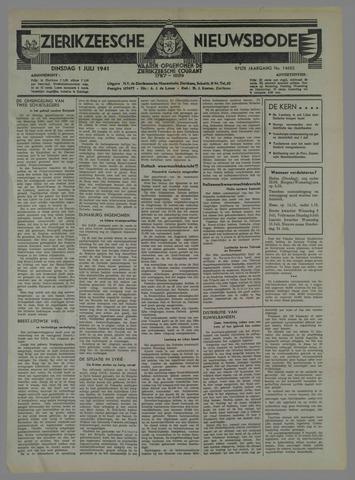 Zierikzeesche Nieuwsbode 1941-07-06