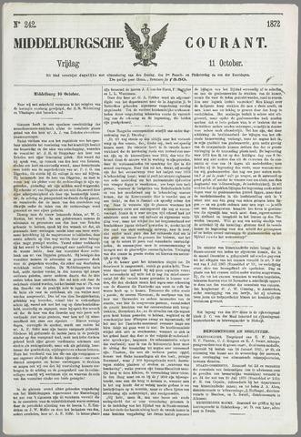Middelburgsche Courant 1872-10-11