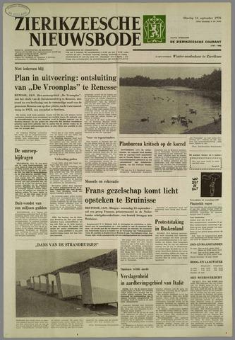 Zierikzeesche Nieuwsbode 1976-09-14