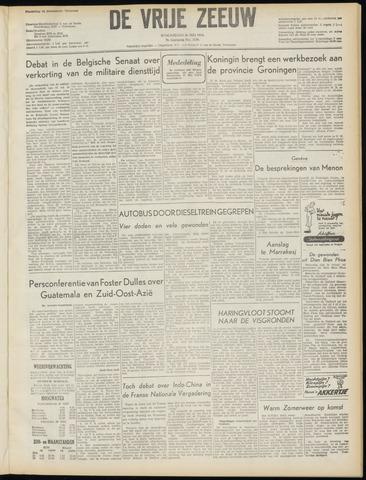 de Vrije Zeeuw 1954-05-26