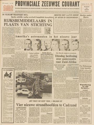 Provinciale Zeeuwse Courant 1966-12-24
