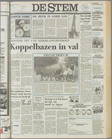 de Stem 1982-09-25
