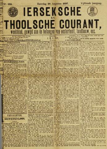 Ierseksche en Thoolsche Courant 1897-08-28