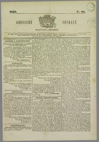 Goessche Courant 1850-11-04