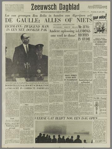 Zeeuwsch Dagblad 1961-04-12
