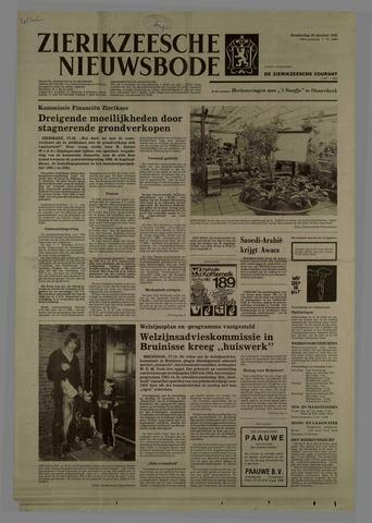 Zierikzeesche Nieuwsbode 1981-10-29