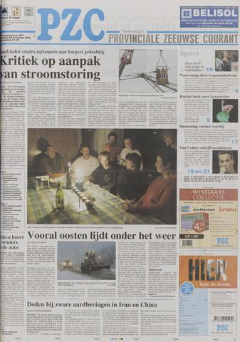 Provinciale Zeeuwse Courant 2005-11-28