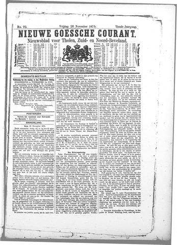 Nieuwe Goessche Courant 1875-11-26