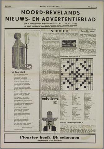 Noord-Bevelands Nieuws- en advertentieblad 1966-12-21