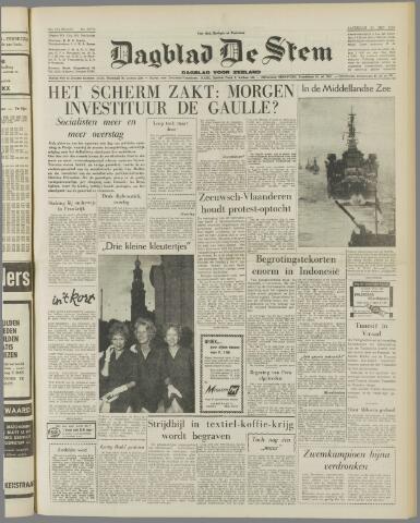 de Stem 1958-05-31