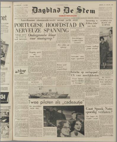 de Stem 1961-01-27
