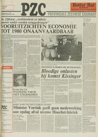 Provinciale Zeeuwse Courant 1976-09-18