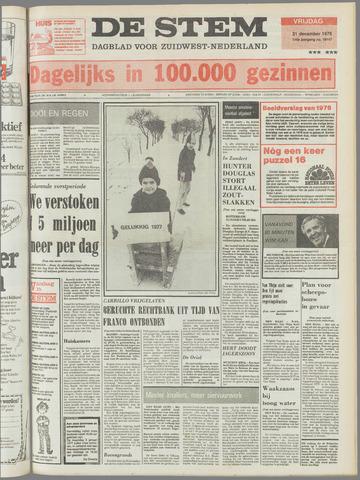 de Stem 1976-12-31