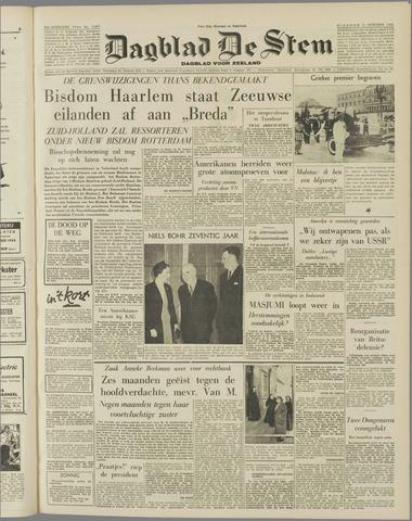 de Stem 1955-10-11