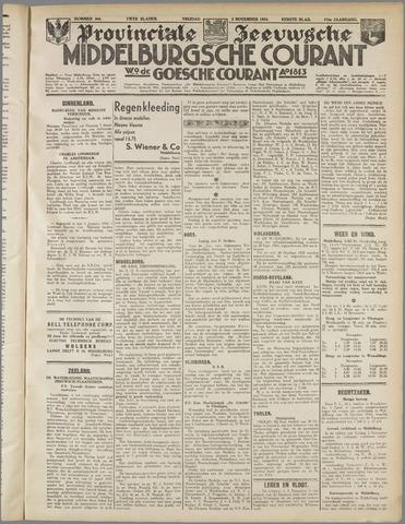 Middelburgsche Courant 1933-11-03