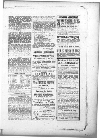 Nieuwe Goessche Courant 1874-07-03