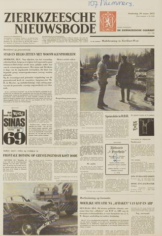 Zierikzeesche Nieuwsbode 1973-03-29