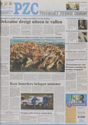 Provinciale Zeeuwse Courant 2004-11-29