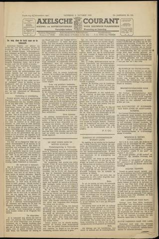 Axelsche Courant 1948-10-03