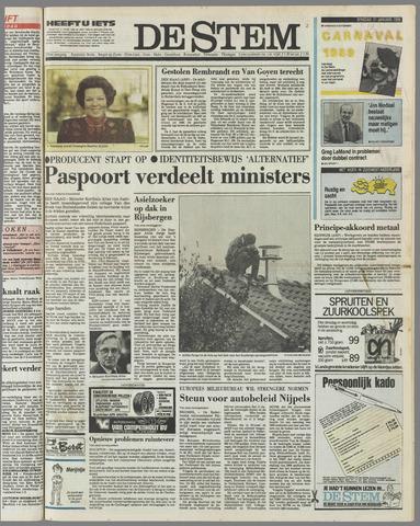 de Stem 1989-01-31