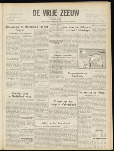 de Vrije Zeeuw 1954-10-28