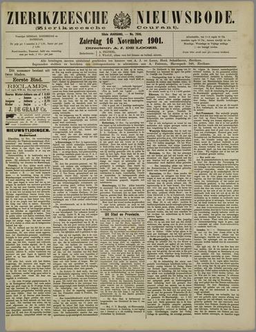 Zierikzeesche Nieuwsbode 1901-11-16