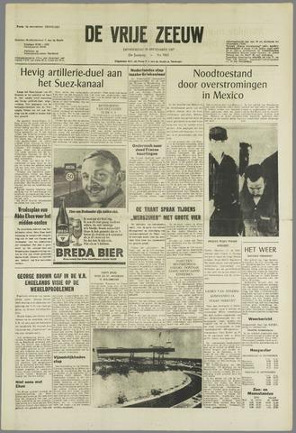 de Vrije Zeeuw 1967-09-28