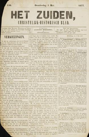 Het Zuiden, Christelijk-historisch blad 1877-05-03