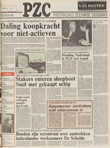 Provinciale Zeeuwse Courant 1979-10-05