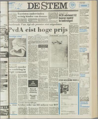 de Stem 1981-07-08