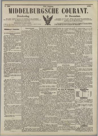 Middelburgsche Courant 1902-12-18