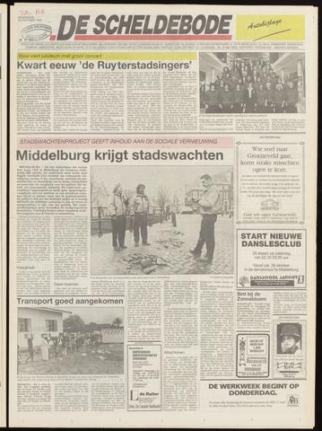Scheldebode 1991-10-23
