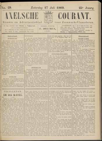 Axelsche Courant 1909-07-17