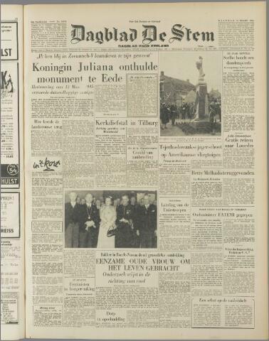 de Stem 1954-03-15