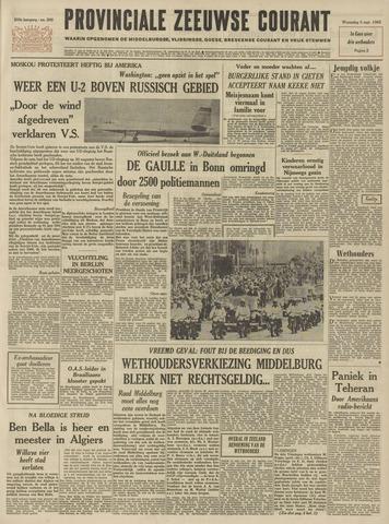 Provinciale Zeeuwse Courant 1962-09-05