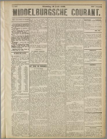 Middelburgsche Courant 1922-07-18