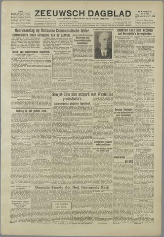 Zeeuwsch Dagblad 1948-07-15