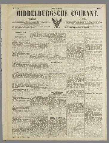 Middelburgsche Courant 1905-07-07