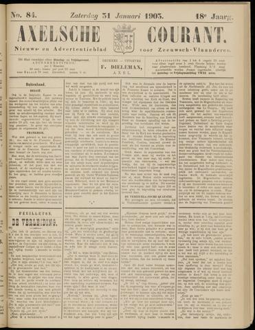 Axelsche Courant 1903-01-31