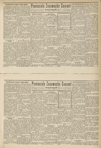 Provinciale Zeeuwse Courant 1945-08-29
