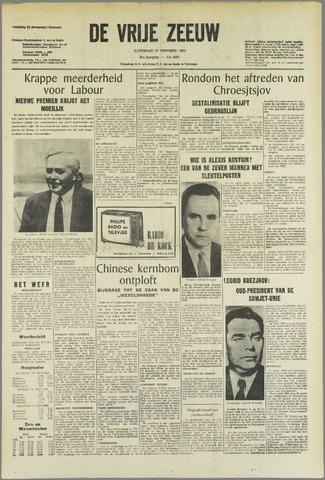 de Vrije Zeeuw 1964-10-17