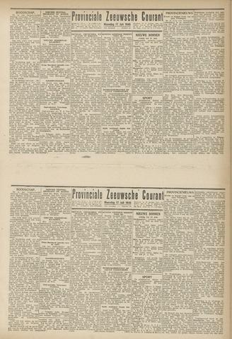 Provinciale Zeeuwse Courant 1945-07-17