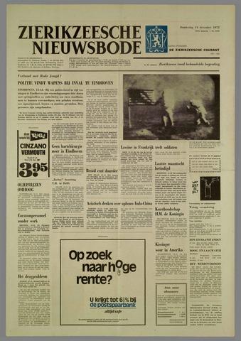 Zierikzeesche Nieuwsbode 1972-12-14
