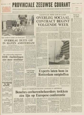 Provinciale Zeeuwse Courant 1972-10-17